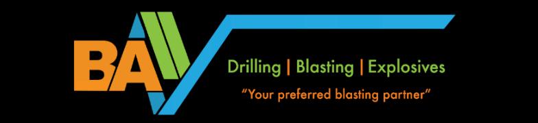 Blow Away Blasting Logo